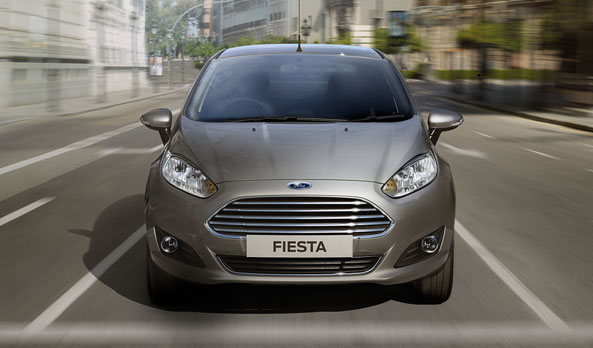 Ford Fiesta Sedan 1.5L Trend MT