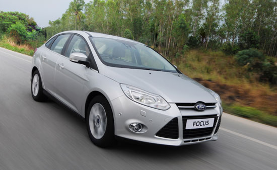 Ford Focus 1.6L Hatchback Trend AT