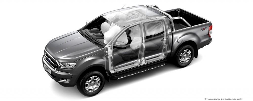 xe Ford Ranger 2.2 4x4MT mới.1