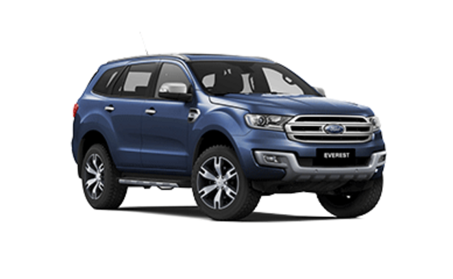 Ford Everest 2.2L 4×2 Titanium AT
