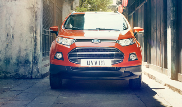 xe Ford Ecosport