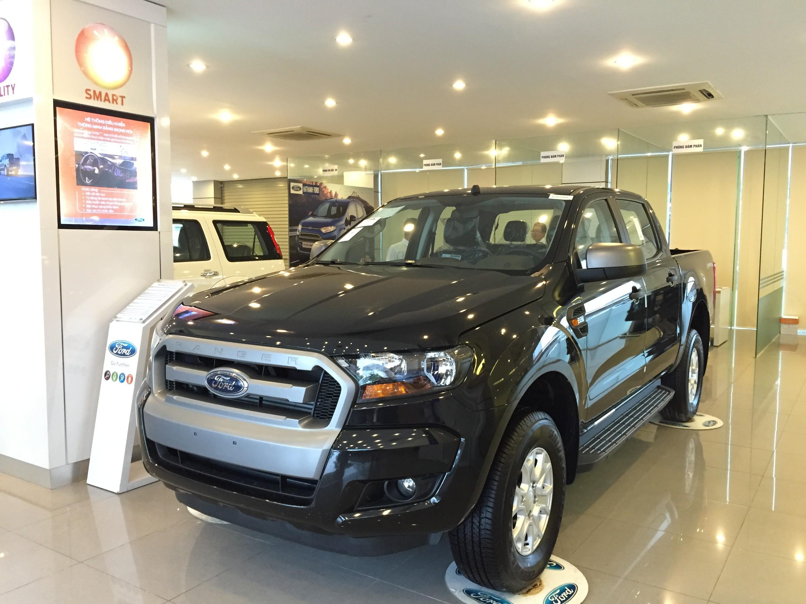 xe ford rxe bán tải Ford Rangeranger 2017
