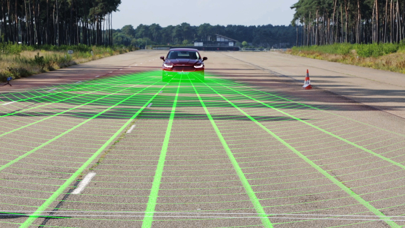 Ford Pre-Collision Assist with Pedestrian Detection Technology, available new technology from Ford is designed to reduce the severity of and, in some cases, even eliminate frontal collisions involving pedestrians. Debuting on the 2015 Ford Mondeo in Europe, the system provides a collision warning to the driver and, if the driver does not respond in time, can automatically apply the vehicle brakes.