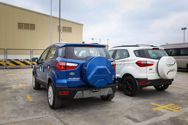 Ford EcoSport 1.5P Titanium AT