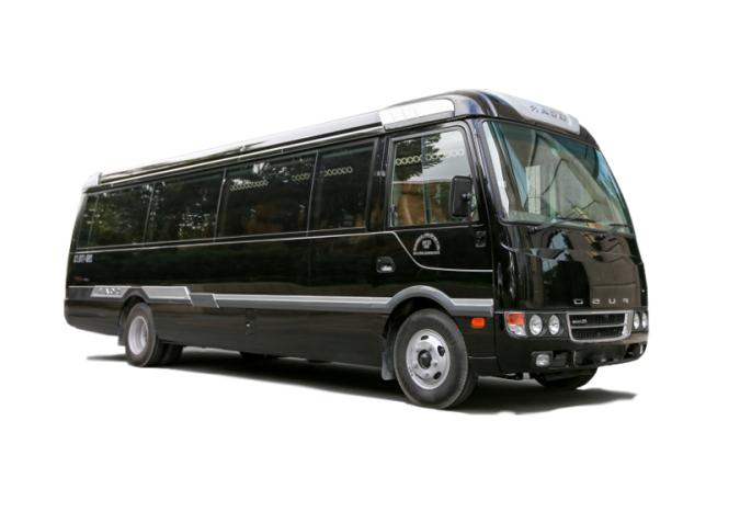 Fuso-Dcar-Limousine