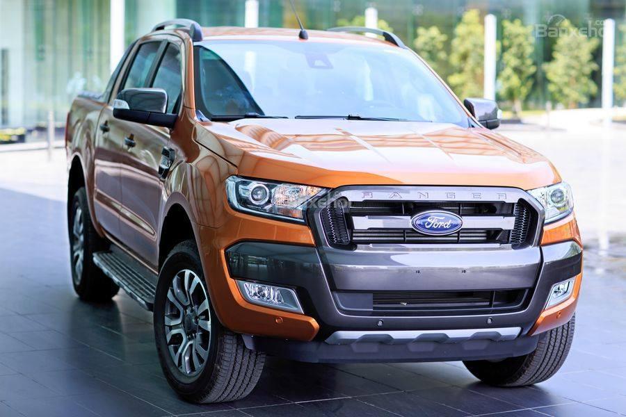 xe bán tải Ford Ranger