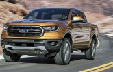 The all-new 2019 Ford Ranger for North America brings midsize truck fans a new choice from America's truck sales leader – one that's engineered Built Ford Tough and packed with driver-assist technologies to make driving easier whether on- or off-road.