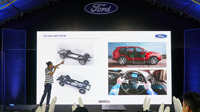 Ford-SUV-Drive 1