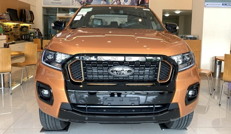 FORD RANGER  WILDTRAK 2.0L AT 4X4 BI-TURBO